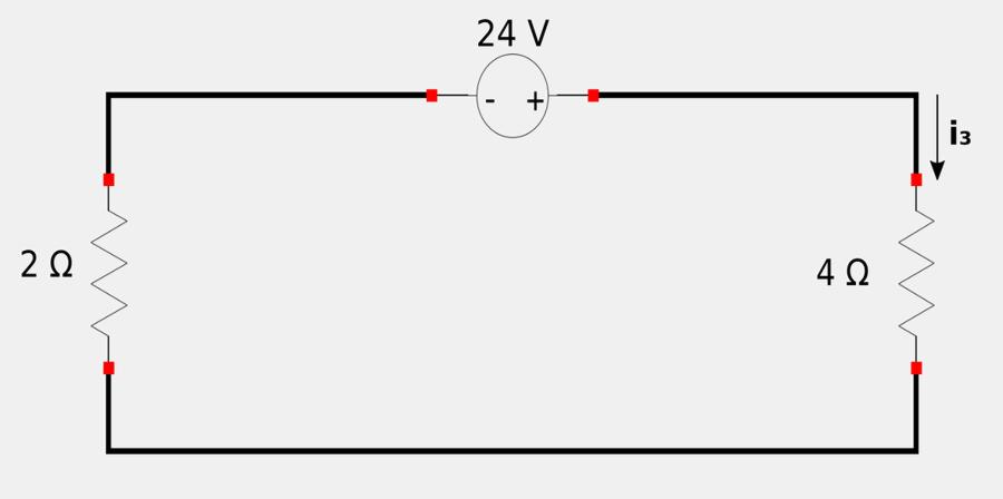 Superposition Theorem with AC Circuits (Example 2)